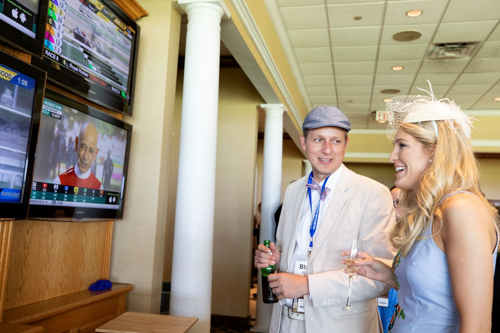 photo at belmont stakes